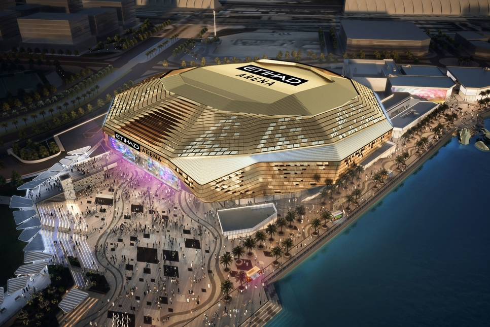 Abu Dhabi's Miral to open 18,000-seater Etihad Arena in April 2020