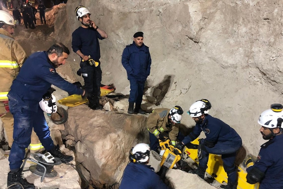 Six workers die in Kuwait's Al Mutlaa Residential City incident
