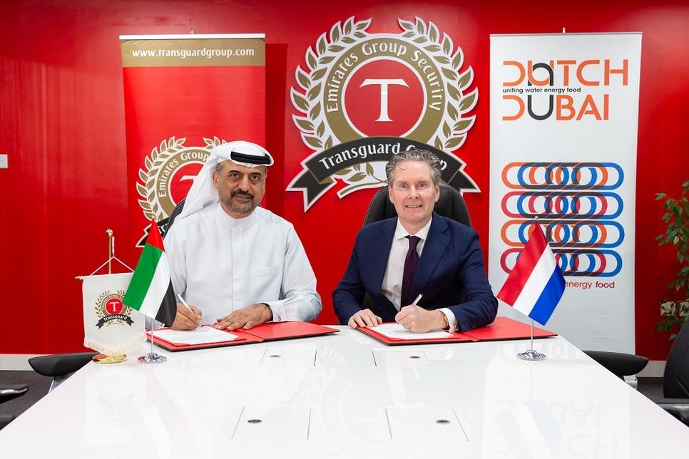Transguard Group wins contract for Expo 2020 Dubai's Dutch Pavilion