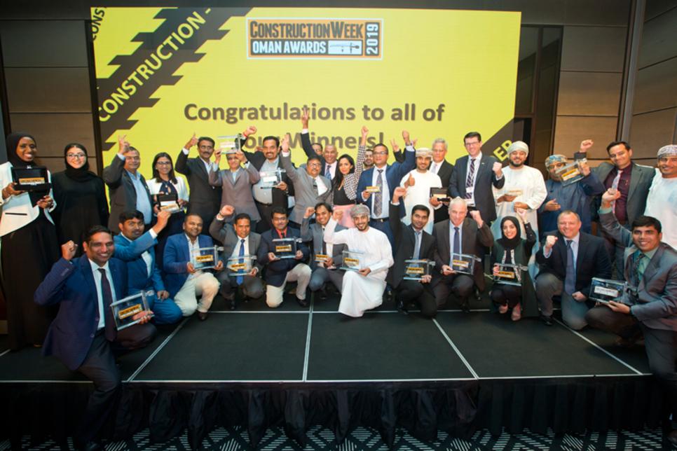 CW Awards Oman 2020 returns to Grand Hyatt Muscat in March