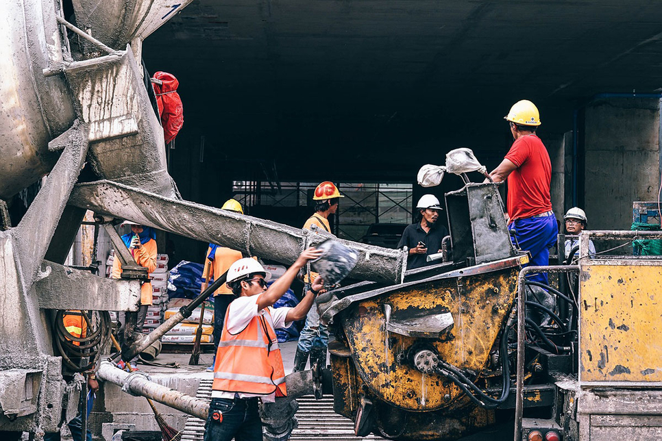 Special report: A 'concrete' solution to sustainable construction