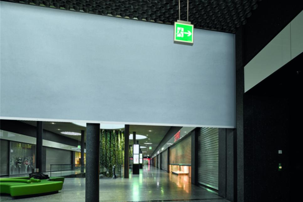 Hormann launches 'FlexFire' protection curtain