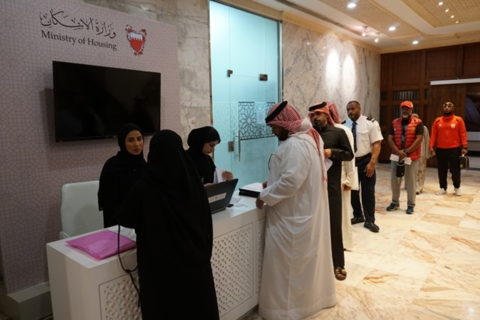 Bahrain ministry to distribute 5,000 units in Riyadh Askar project