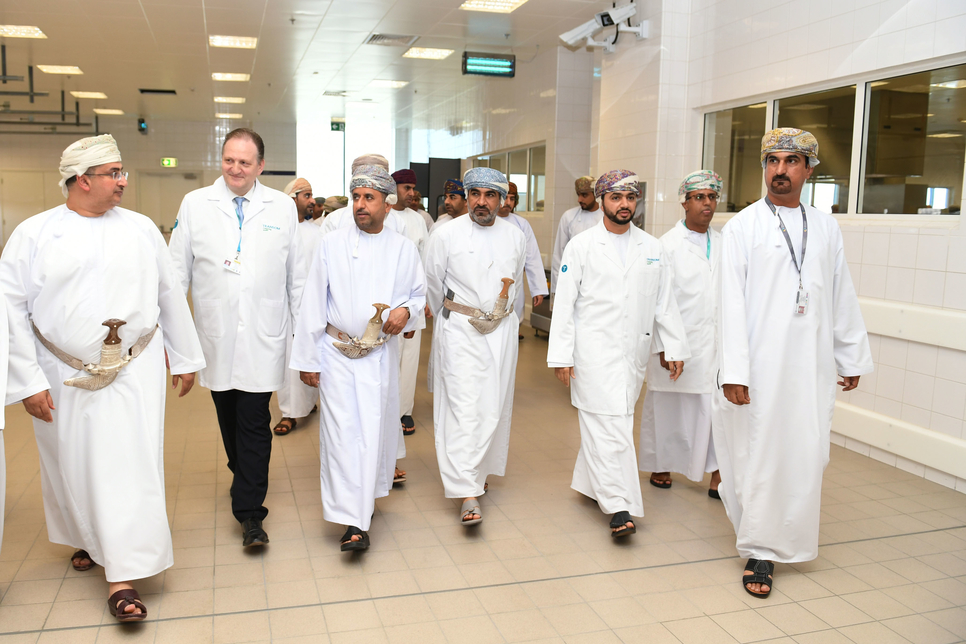 Oman ministry opens 35,270m2 terminal at Muscat Intl Airport