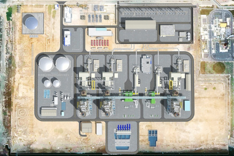 Samsung C&T wins construction contract for EWEC's Fujairah F3