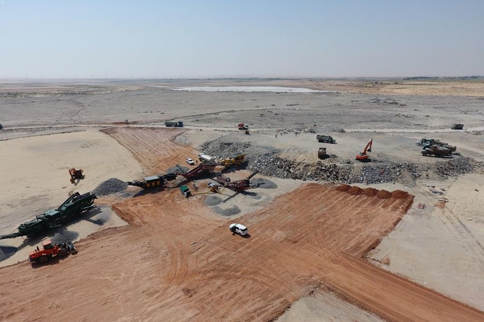KSA governorate curbs construction waste with 3,000-tonne project