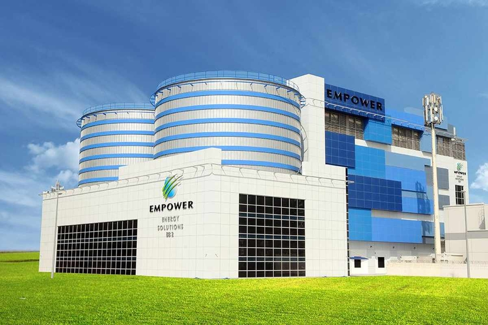 Empower expands district cooling pipeline networks by 320km in 2019