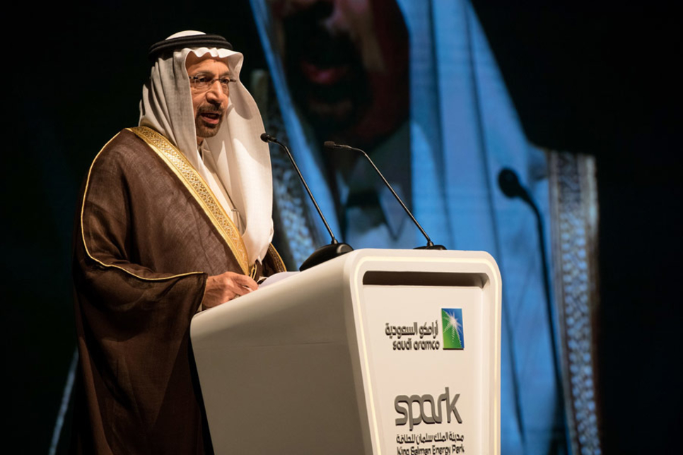 Former Aramco chair appointed as Saudi Arabia's investment minister