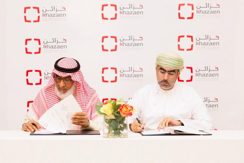 Khazaen Economic City to open $5m carton plate unit, first in Oman