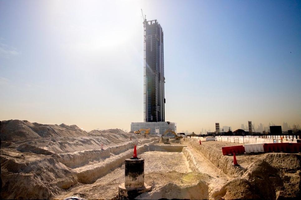 Dubai Maritime City Phase 1 reaches 25%, eyes Q1 2021 completion
