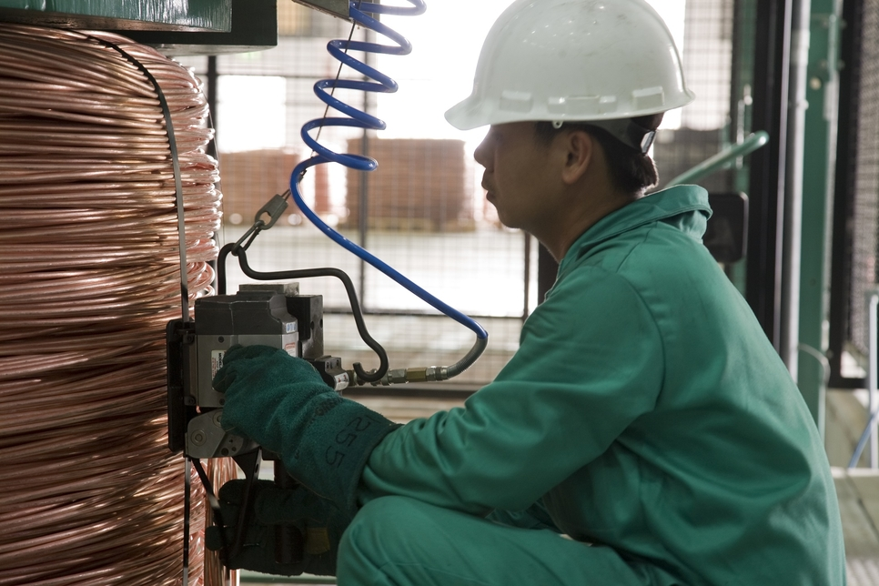 Ducab launches metals subsidiary with copper, aluminium solutions