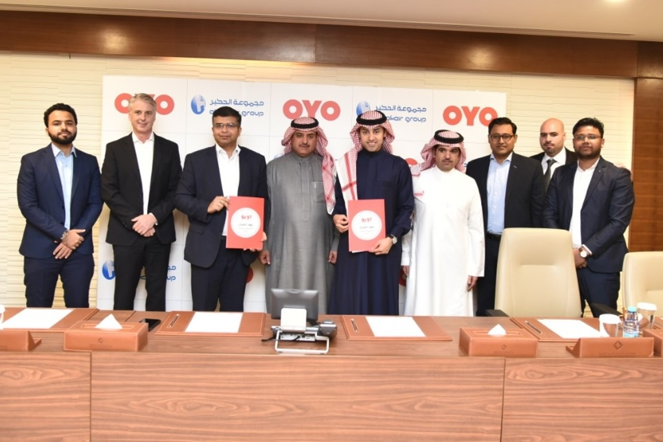 India's OYO inks multi-hotel deal to expand Saudi Arabia business