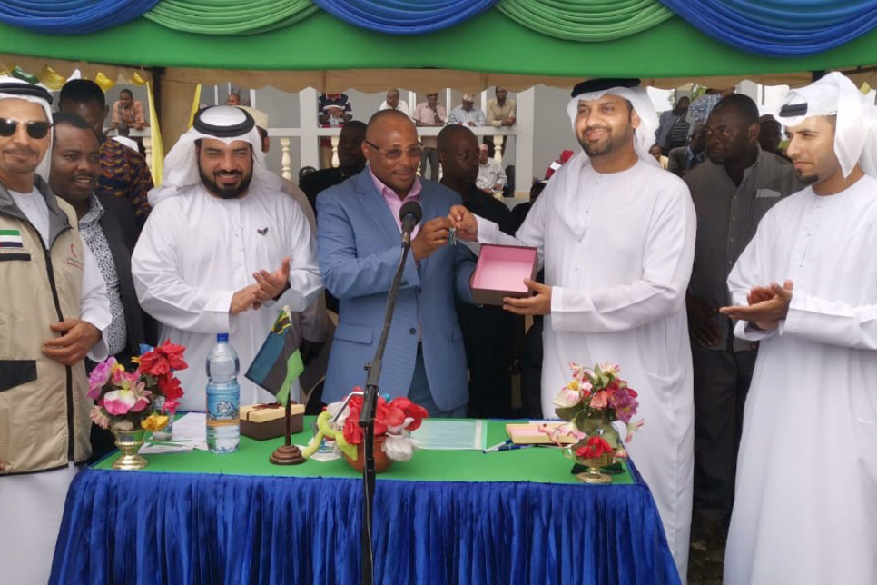 UAE's ERC establishes housing, health facilities in Tanzania
