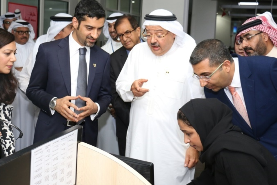Bahrain's Electricity and Water Minister reviews EWA's work