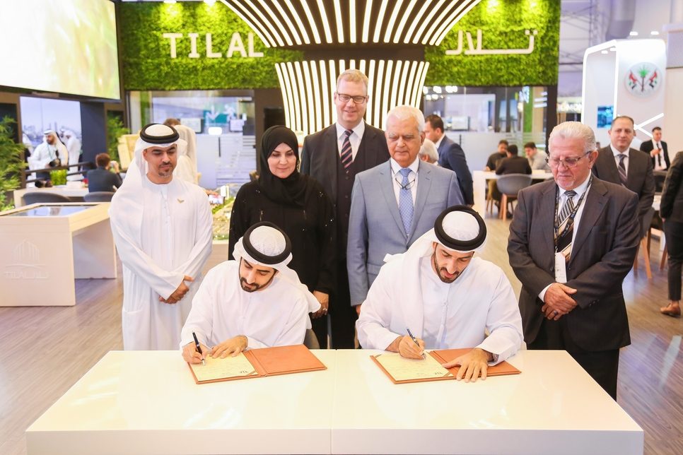 Tilal Properties allots 55,742m2 land plots to Sharjah school