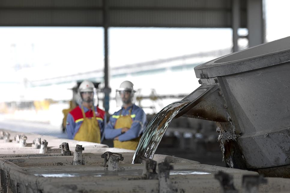 EGA, Vinacomin ink deal for alumina supply to UAE until 2023