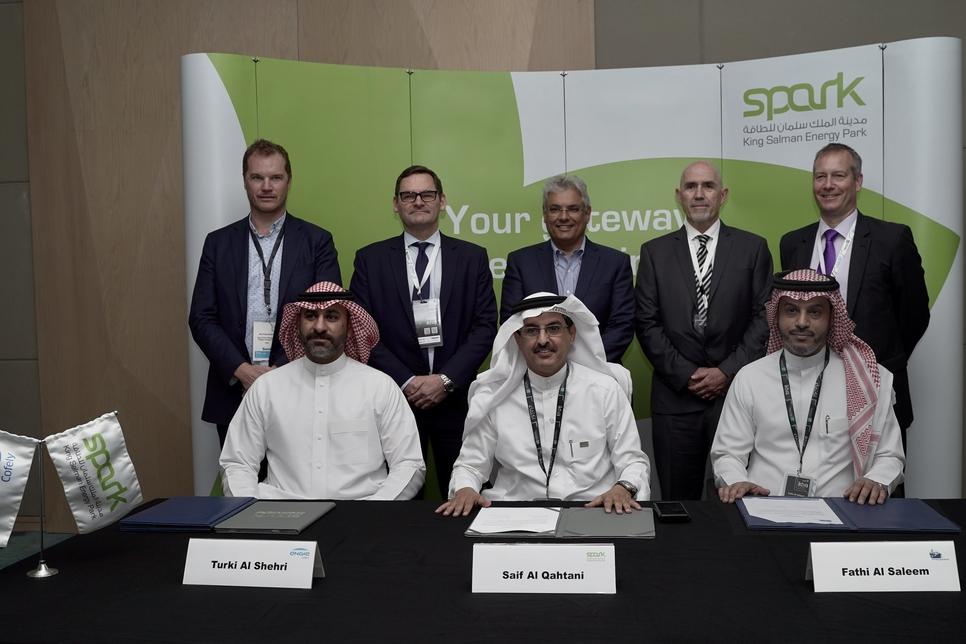 King Salman Energy Park inks deal with ENGIE Cofely as FM advisor