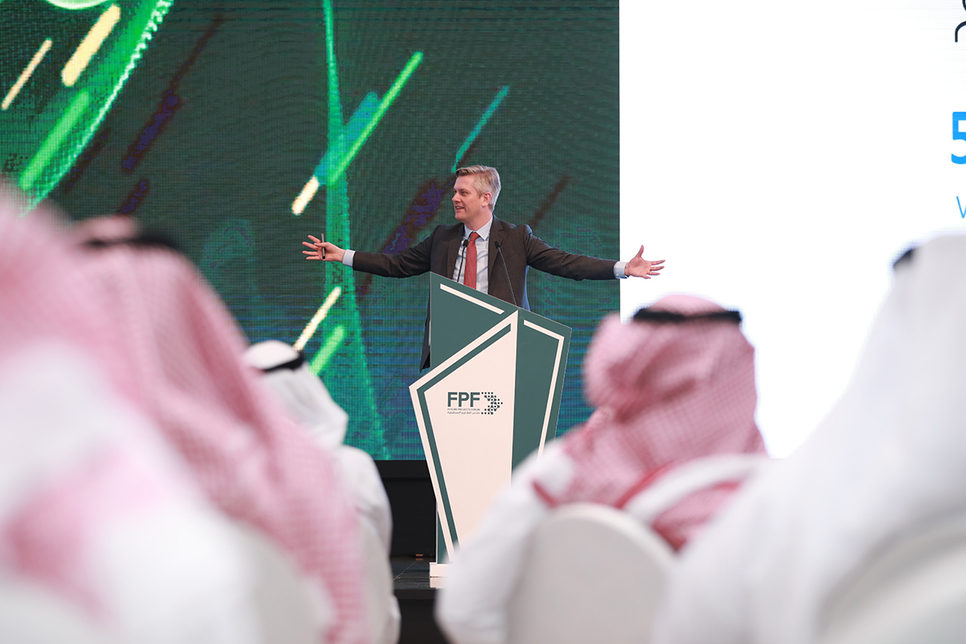Saudi Arabia's contractors come together under one roof