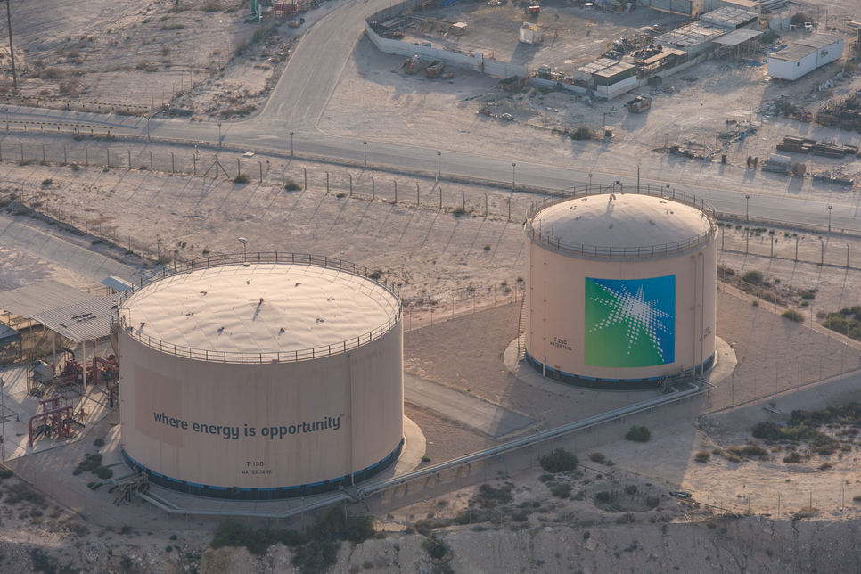 Saudi Aramco sees 25% YoY drop in Q1'20 profits to $16.66bn