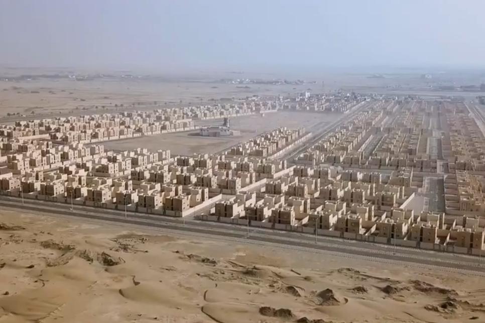 Saudi's Sakani starts two projects, provides 8,083 housing units