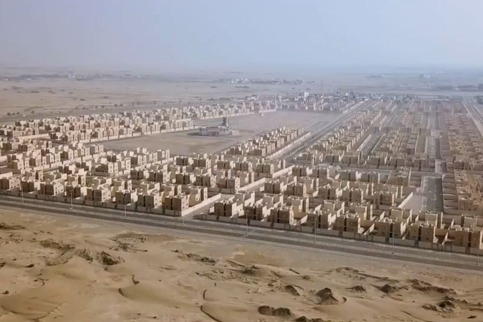 Saudi's Sakani starts two projects, provides 8,083 housing units