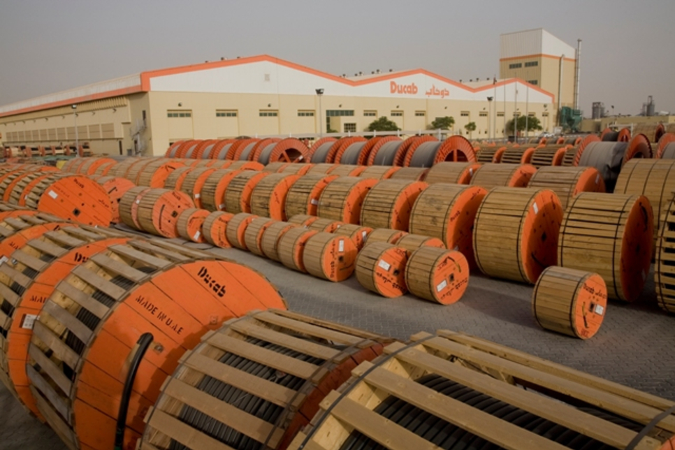 Cable and metal manufacturing drives Ducab Group profits up 5%