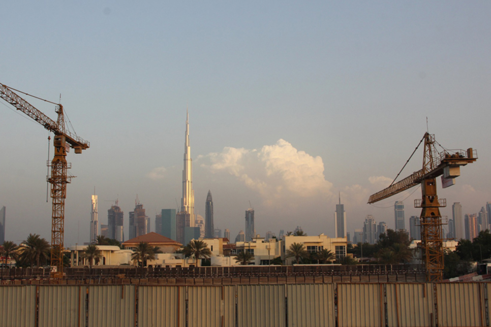 """Supply chain disruptions to """"deepen"""" for UAE construction"""