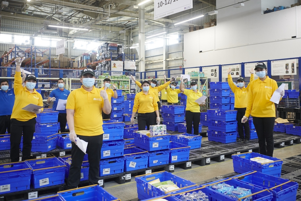 COVID-19 Impact: Majid Al Futtaim redeploys employees to Carrefour