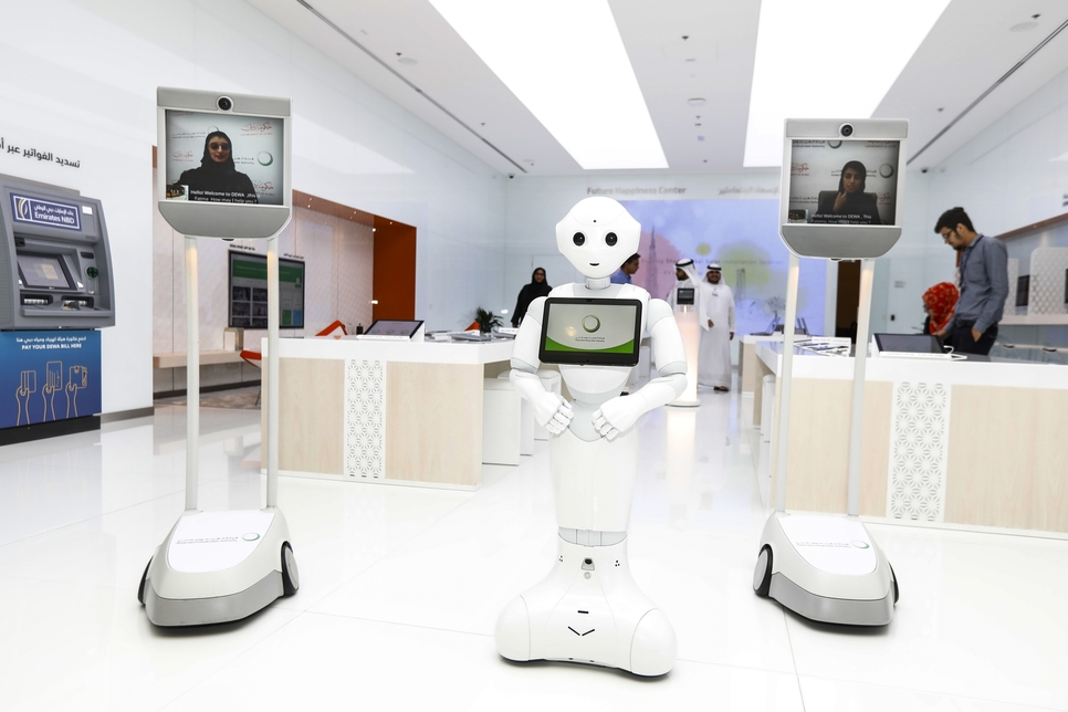 DEWA's smart services ranked among top three in Dubai