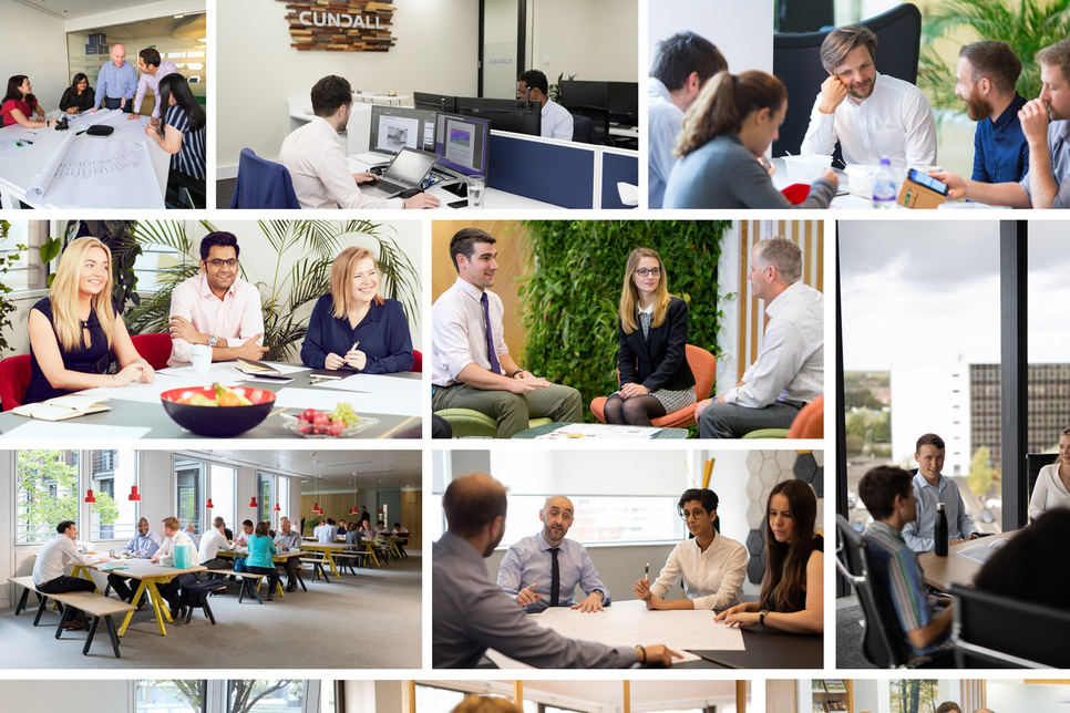 Cundall launches campaign on knowledge sharing while #WFH