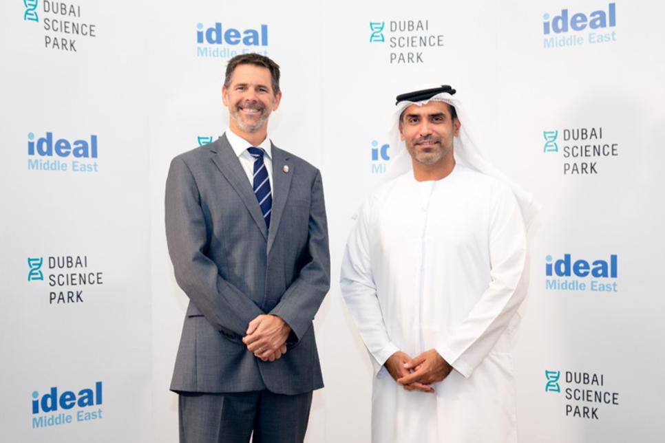 Dubai Science Park opens Ideal Middle East office