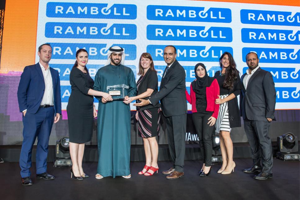 CW Awards 2020: Ramboll named Silver Sponsor