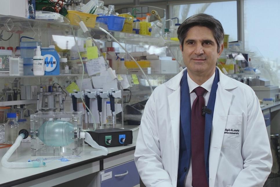 COVID-19: Khalifa University to develop 3D-printed ventilators in 5 days