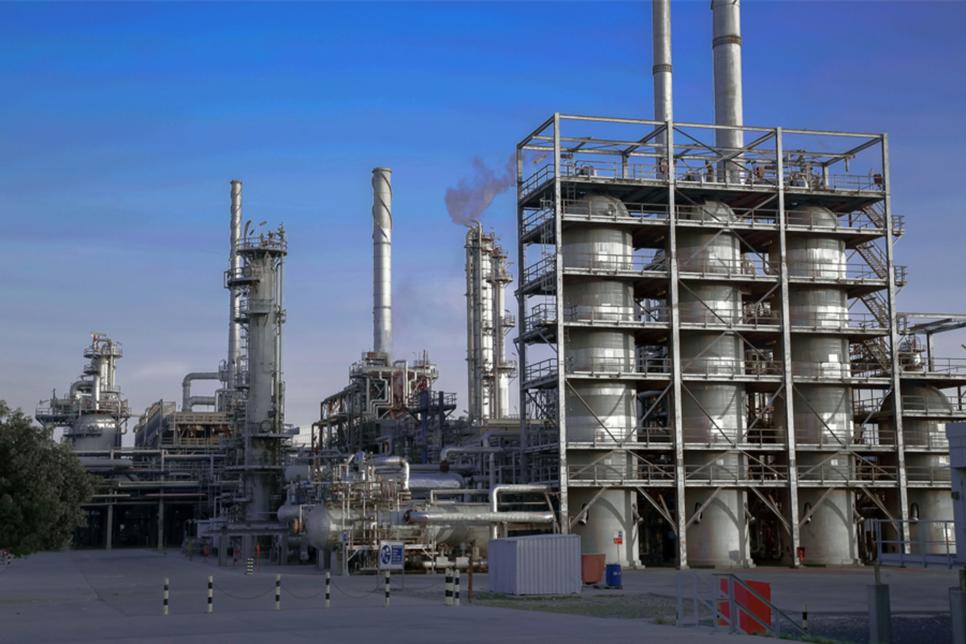 Work on KNPC's biofuel project at Kuwait's Al-Ahmadi refinery complete