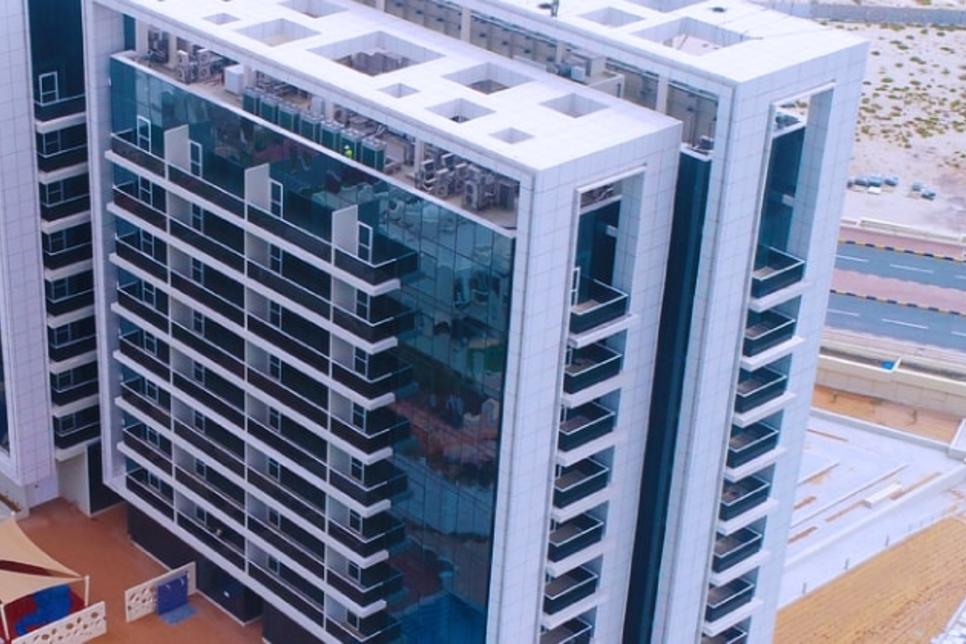 RAK Properties completes construction of Gateway Properties