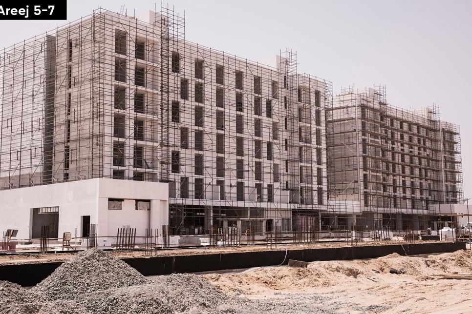 Arada on track to deliver first homes in Aljada despite COVID-19