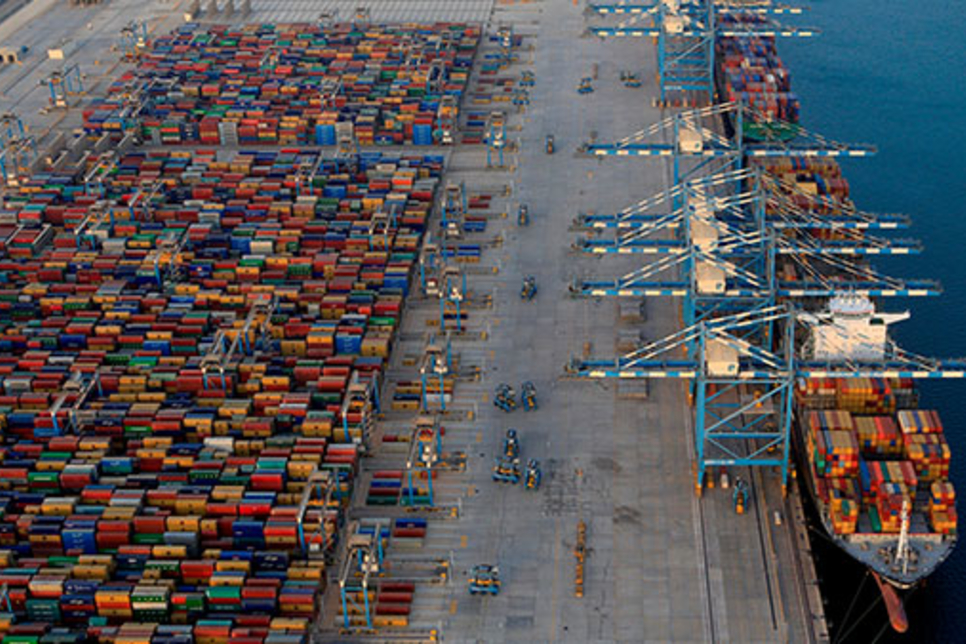 Abu Dhabi Ports announces relief package for customers, investors