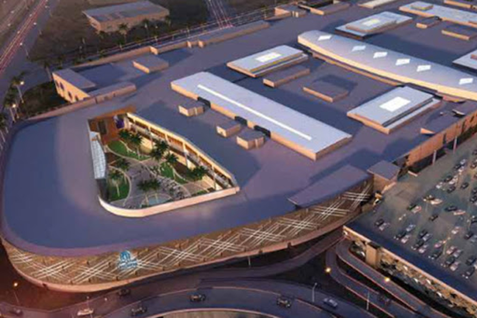 Consolidated Contractors Co earns LEED Gold for MAF mall in Egypt