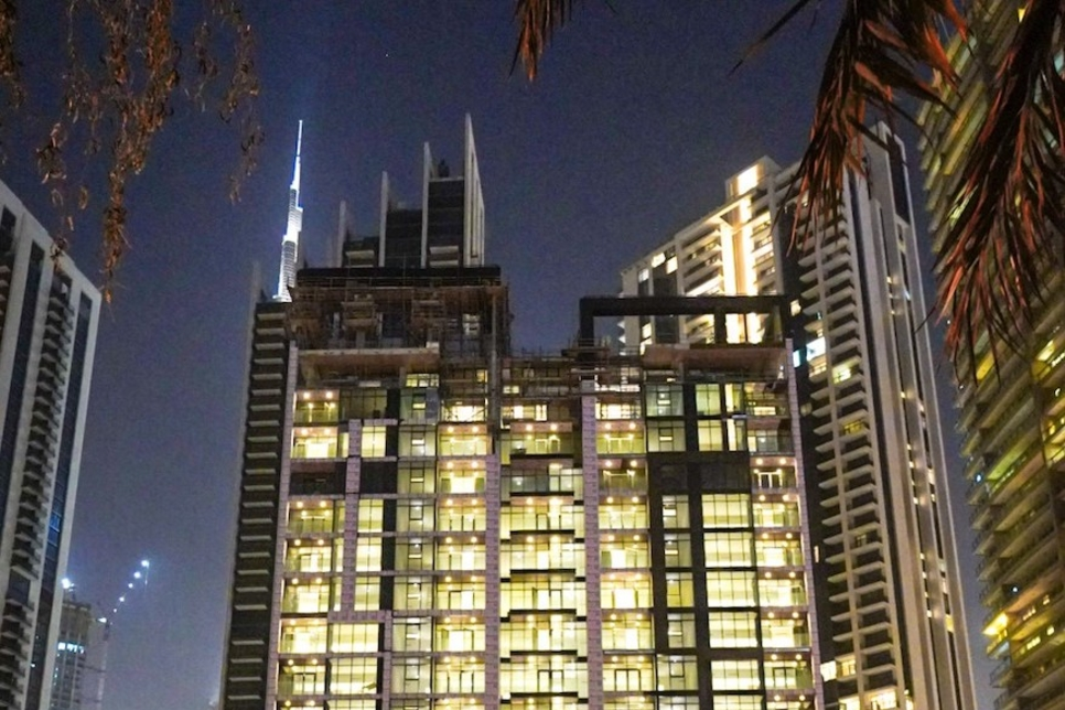 Ellington Properties' DT1 nears completion, linked to DEWA grid