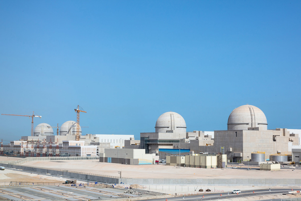 ENEC completes CHT test for Unit 4 at Barakah Nuclear Energy Plant