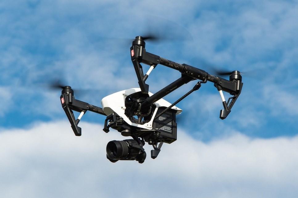 GCC construction turns to drones in post-COVID-19