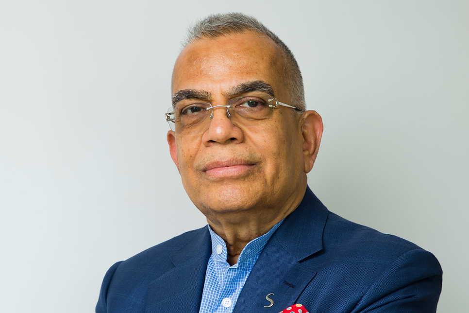 2020 CW Power 100: Sobha Realty's PNC Menon ranked at No. 29