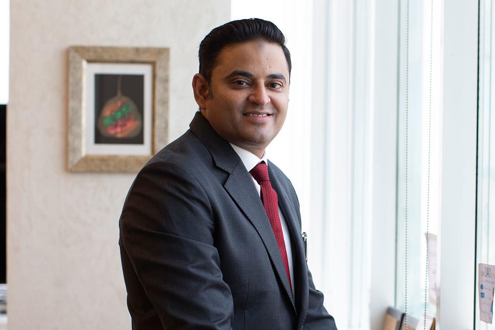 2020 CW Power 100: Danube Properties' Atif Rahman at No. 57