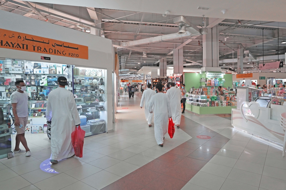 Nakheel Malls sees footfall restored to 70% on weekends