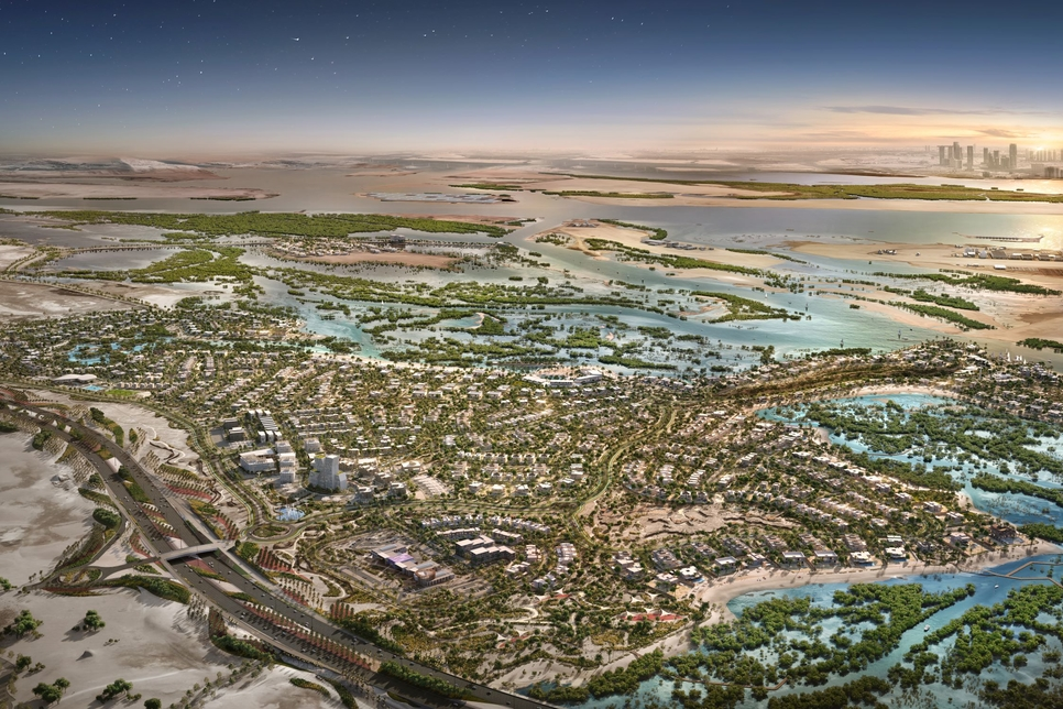 Gulf Contractors Co awarded $54.5m infra works at Jubail Island