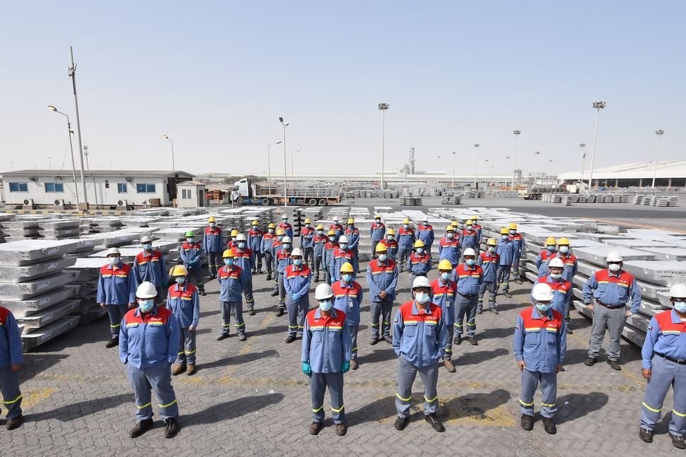 EGA, Bee'ah, DP World, Masdar roll out Vital Industry COVID-19 taskforce