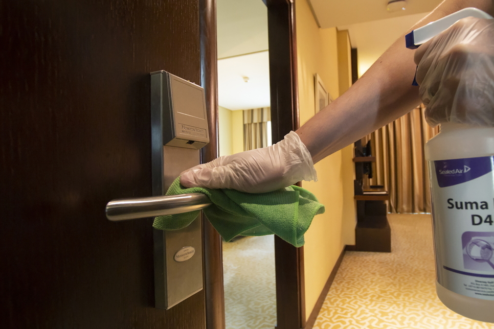 TIME Hotels to implement sanitisation protocol across properties