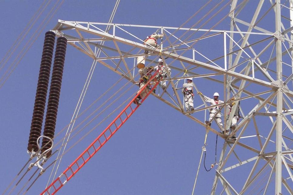 Saudi Electricity Company completes maintenance work in Riyadh