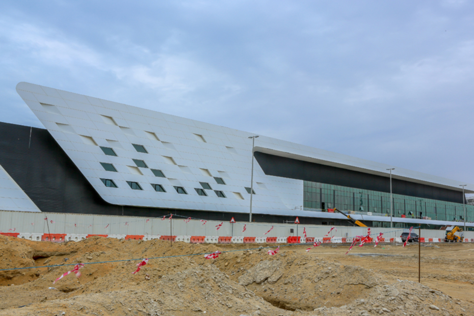 Abu Dhabi's Al Qana 'on track' for completion by Q4 2020