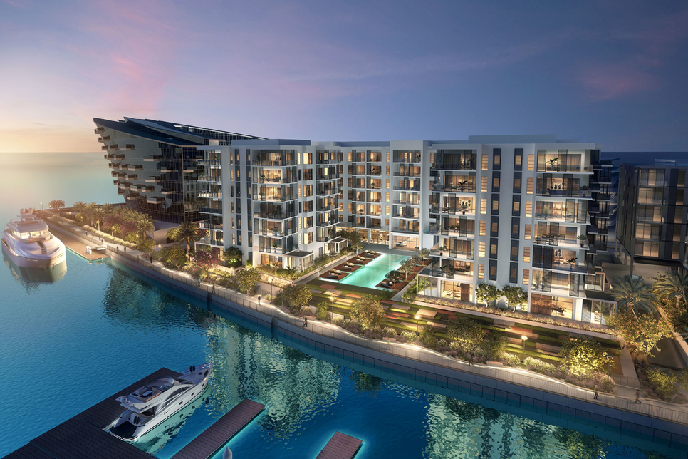 Al Mouj Muscat begins construction of Juman Two marina apartments